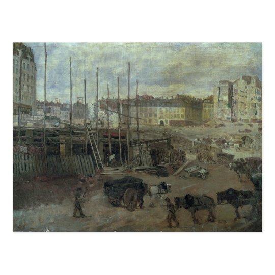 L'Avenue de L'Opera, 1878 Postcard