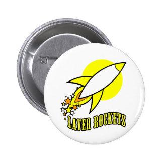 Laver Rockets Pins