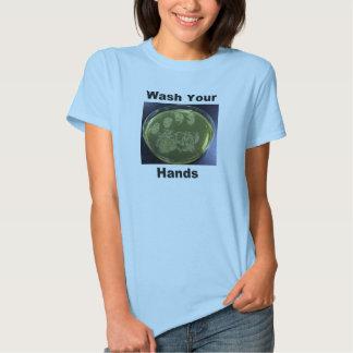 Lávese las manos polera