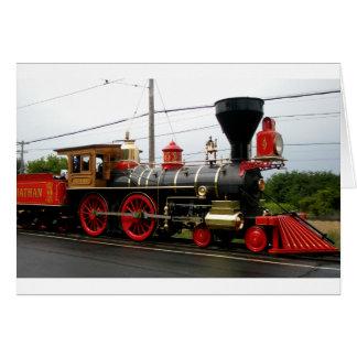 laviathon 63  steam engine card