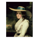 Lavinia Bingham, 2da chaqueta de punto 1785-6 de Postal