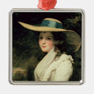 Lavinia Bingham, 2nd Countess Spencer  1785-6 Metal Ornament