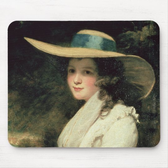 Lavinia Bingham, 2nd Countess Spencer  1785-6 Mouse Pad