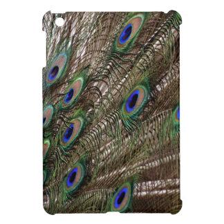 Lavish Peacock Flumes iPad Mini Cover