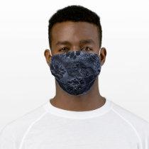 LavishlyOn  Denim Washed Face Mask