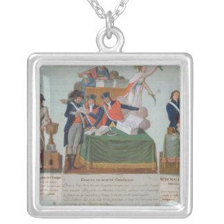 Lavoisier, Comite de Surete Generale Colgante Cuadrado