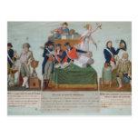 Lavoisier, Comite de Surete Generale Postal
