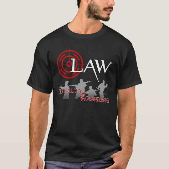 Law 2k10 logo T-Shirt