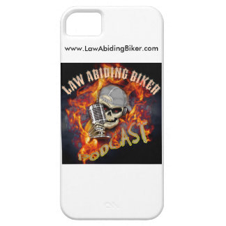 Law Abiding Biker Podcast iPhone 5/5s Case