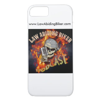 Law Abiding Biker Podcast iPhone 7 Case