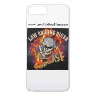 Law Abiding Biker Podcast iPhone 7 Plus Case
