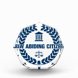 Law Abiding Citizen Award