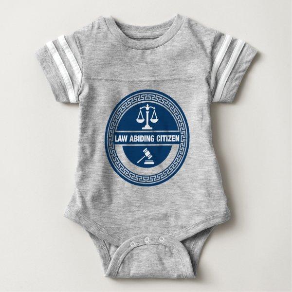 Law Abiding Citizen Baby Bodysuit