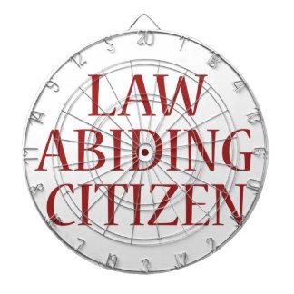 Law Abiding Citizen Dart Boards