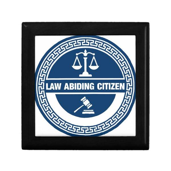 Law Abiding Citizen Jewelry Box