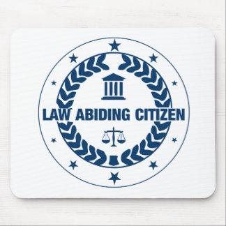 Law Abiding Citizen Mouse Pad
