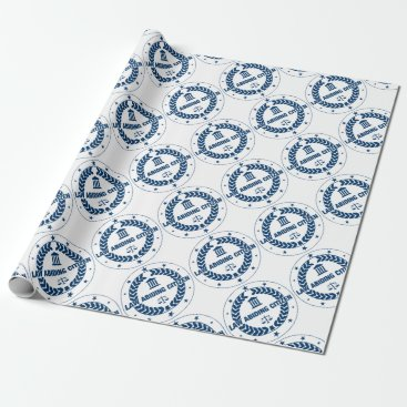 Law Abiding Citizen Wrapping Paper