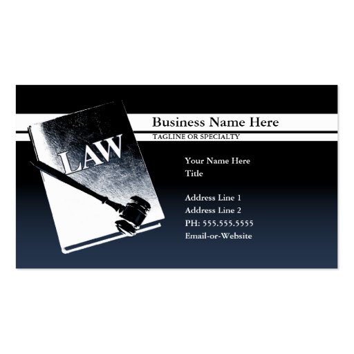 book business card template zazzle