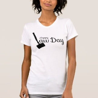 Law Day Gavel T-Shirt