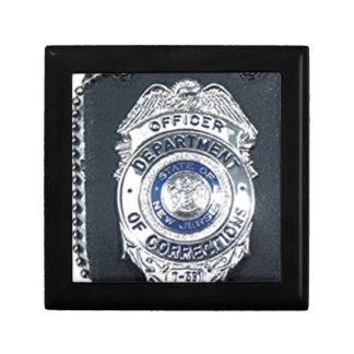 Law enforcement agencies products gift box