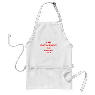 law enforcement apron