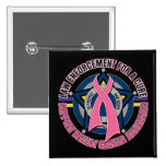 Law Enforcement For A Cure Breast Cancer Buttons