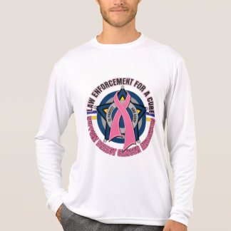 Law Enforcement For A Cure Breast Cancer Shirt