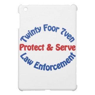 Law Enforcement iPad Mini Cover