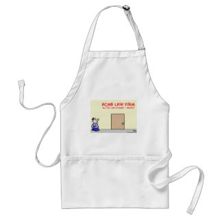 law firm all you can litigate $5000 adult apron