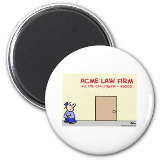 law firm all you can litigate $5000 magnet