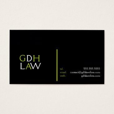 Lawyer Themed Law Firm Office Lawyer Professional Business Card