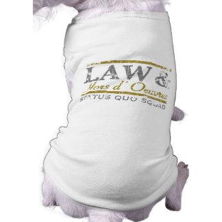 law-n-hors-LTT Doggie Tee
