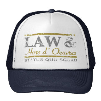law-n-hors-LTT Trucker Hat