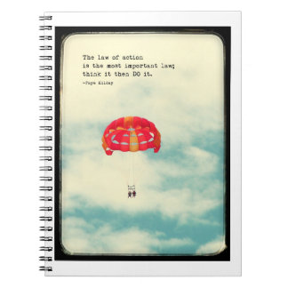 Law of Action Haiku Notebook