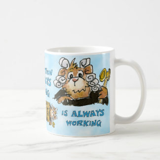 Law of Attraction Always Working Mug
