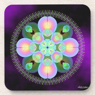 Law of Attraction Drink Coaster