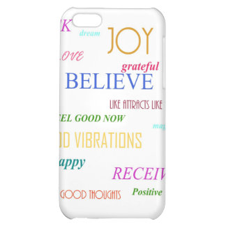 """""""LAW OF ATTRACTION"""" iPhone 5C CASES"""