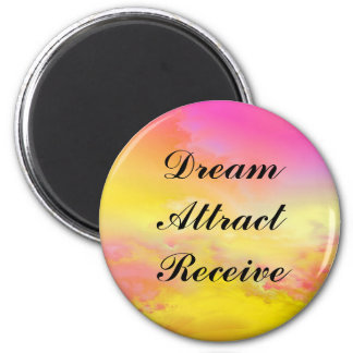 Law of attraction magnet