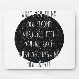 Law of Attraction Mouse Pad