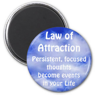 LAW OF ATTRACTION Positive thinking Magnet
