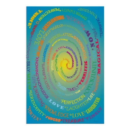 Law of Attraction Print