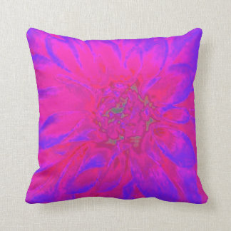 Law of Attraction Quote - Dahlia Pillow