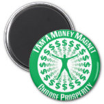 Law of Attraction Refrigerator Magnet