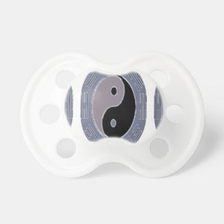 Law of Attraction - Yin Yang Pacifier
