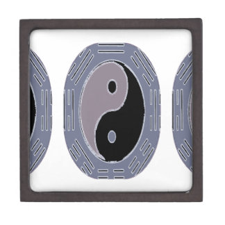Law of Attraction Yin Yang Premium Jewelry Boxes