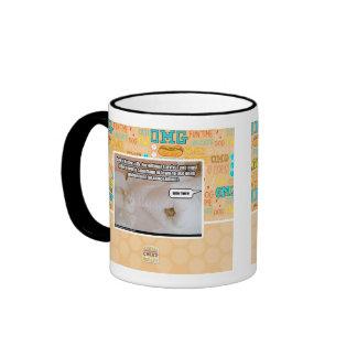 Law of Nature #45 Ringer Mug