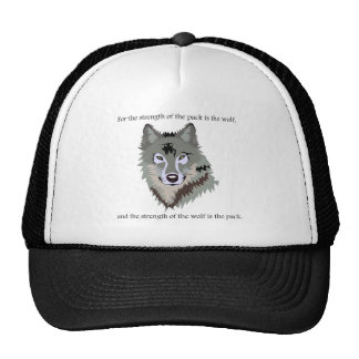 Law of the Jungle Trucker Hat