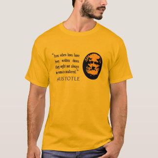 Law philosophy T shirt