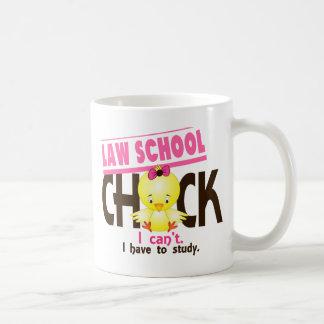 Law School Chick 1 Classic White Coffee Mug