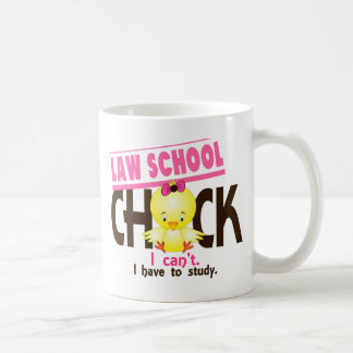 Law School Chick 1 Coffee Mug